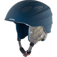 Skihelm Grap 2.0 LE ink-grey matt 57-61 grau