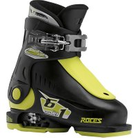 Skischuhe Idea UP black-lime Gr. 30-35