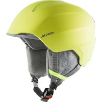 Skihelm Grand jr.neon yellow neongelb Gr. 54-57
