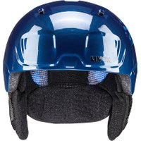 Skihelm Heyya Midnight Splash 51-55 dunkelblau